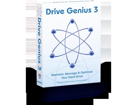 Drive Genius 3 box